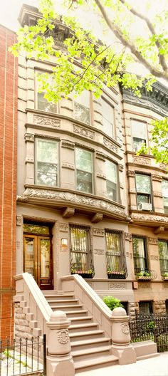 Upper West Side Brownstone, NYC