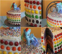 Curious Sprinkles: DIY My Little Pony Party