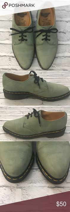 I just added this listing on Poshmark: Dr. Martens Unisex Suede Pointed Toe Oxford. #shopmycloset #poshmark #fashion #shopping #style #forsale #Dr. Martens #Shoes