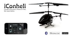 iConheli Interactive RC Helicopter -- More info could be found at the image url.Note:It is affiliate link to Amazon.