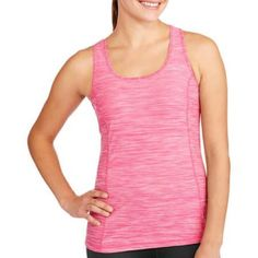 Danskin Athletic Tank Top This tank top features a scoop neck, flattering side seams, and built-in bra. Perfect for any form of exercise. Gently used. Good condition. Danskin Tops Tank Tops