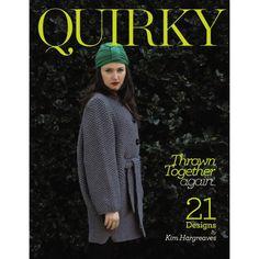 Kim Hargreaves Quirky 2012 - 编织幸福的日志 - 网易博客