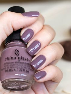 "China Glaze ""Below Deck"" www.ScarlettAvery.com"