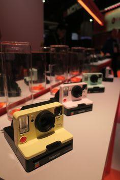 0eb46d5876 New concepts for the Polaroid OneStep 2 Spy Camera, 2 Photos, Digital  Camera,