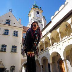 Turned 30 and LOVING life in Bratislava, Slovakia!