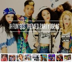 11 Fun 90s Themed Party Ideas ... → Lifestyle