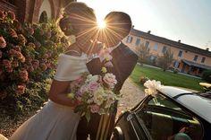un giorno pieno di soleee!! Auguri agli sposi!! #weddingday #weddingtime #bridesNicole