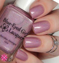 Blue-Eyed Girl Lacquer: Kaffir Lily (Stand Alone Polish) #blueeyedgirllacquer #begl #beglove #swatch #indiepolish