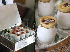 Ideias para o almoço de Páscoa - mesa de doces com bolos e chocolates de coelhos (  Buffet: Duas Gastronomia | Fotos: Constance Zahn )