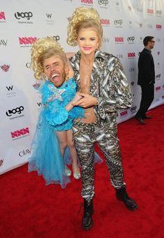 Perez Hilton and Eden Wood | 30 Most Disturbing Face Swaps Of 2012