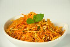 Surówka z marchewki błyskawiczna i dietetyczna