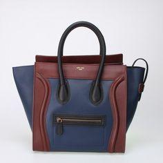 Celine Bags Boston Mini Luggage I Actually Like The Multi Coloured Ones Best Replica Handbags