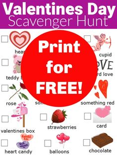 If your kids love activities, they are going to love this printable Valentine