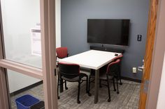 Rooms | Indiana University Libraries Group Study Room, Space Group, Study Rooms, Study Space, Iu Library, Library Study Room, Rose Street, Library Science, Space Available