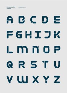Free Font Of The Day : Mametosca 026