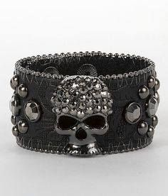 Exhilarating Jewelry And The Darkside Fashionable Gothic Jewelry Ideas. Astonishing Jewelry And The Darkside Fashionable Gothic Jewelry Ideas. Skull Bracelet, Skull Jewelry, Gothic Jewelry, Jewelry Box, Jewelry Accessories, Fashion Accessories, Punk Jewelry, Western Jewelry, Hippie Jewelry
