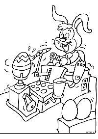 eieren schilderm achine