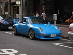 #Porsche 993tt #Car #auto via Dudepins
