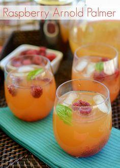 Ingredients: - 4 cups ice tea - 8 cups lemonade (I used Crystal Light ...