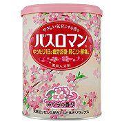 Bathroman Bath Salt Cherry Blossom - 1 pc by Earth. $45.17