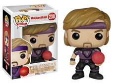 POP! Movies: Dodgeball - White Goodman | Funko