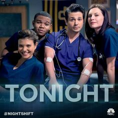 From night shift TV show