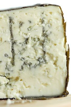Leaf Wrapped Rogue River Blue Cheese from an article on OregonLive about Rogue Creamery, David Gremmels and raw milk cheeses.