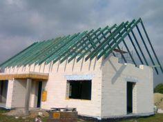 Budowa domu Party z MG Projekt  #mgprojekt #dom #budownictwo #dzialka