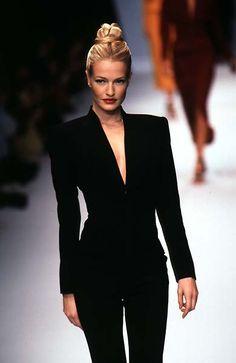 Karen Mulder - Herve Leger 1997