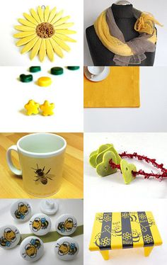 Buzzz by Beth on Etsy--Pinned with TreasuryPin.com