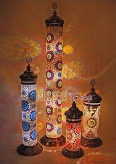 #MOZAIK LANTERN , l'éclairage est #East lighting #Восточная люстра Торшер- колонна из разноцветной мозаики украсит холл коттеджа, ресторана, кафе. Мягкий уютный свет . A floor-lamp of multicolored mosaic will decorate the hall of a cottage, restaurant, cafe. Soft cozy light.