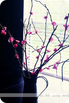 Tutorial: Cherry Blossoms