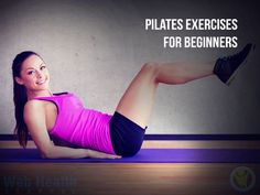 Get a strong back and core with Beginner's Pilates. All the workouts in Pilates begin with a neutral spine position.