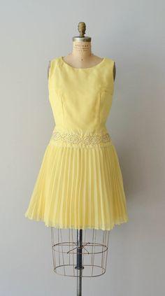 vintage 60s dress | Sunshine Day dress