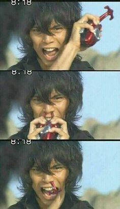 Kamen Rider Kabuto, Kamen Rider Ryuki, Kamen Rider Zi O, Kamen Rider Series, Crazy Funny Memes, Wtf Funny, Fairy Tail Funny, Derp, Power Rangers