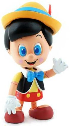 Pinocchio - need this one for my collection!