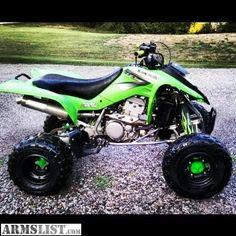 NEW Oury ATV SOFT grips Honda TRX400ex 400ex PURPLE