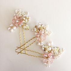 Stieg Haarnadeln Braut Haarnadeln Perlen Haarnadeln von amuandpri