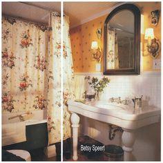 Betsy Speert's Blog: Vintage Bathroom Makeover