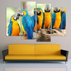 Flying Bird Canvas Painting Poster Wall Pictures For Home Decoration no frame Wholesale Bird Paintings On Canvas, Bird Canvas, Canvas Frame, Canvas Wall Art, Canvas Prints, Panel Wall Art, Framed Wall Art, Wall Art Decor, Toile Photo