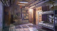 Bunker by arsenixc on deviantART