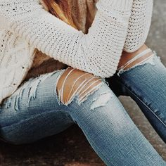 Memories are made to last in AEO Destroyed Denim. What's your favorite fit? Shop now directly from the link in our bio. Fashion Moda, Look Fashion, Womens Fashion, Denim Fashion, Ladies Fashion, Fall Winter Outfits, Autumn Winter Fashion, Early Fall Outfits, Winter Style