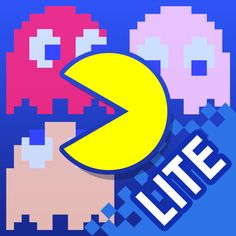 PAC-MAN Lite http://bombapps.net/app/us/ios/pac-man-lite/293778748/  Let's remember out past, and amazing game such as PAC-MAN. You just need to eat dots and run away from monsters. A lot of different stages and interesting views of the map makes your nostalgia bigger.  We have provided our game by 10 languages and a lot of interesting entertainment such as tournaments, arcade mode, three game difficulties and much more. Just come and see it, with the perfect game of previous century…