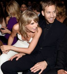 Taylor Swift and Calvin Harris are the cutest, ever | Billboard Awards 2015 | NYLON