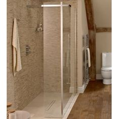 Playtime walk-in shower 1200 with integrated shower head