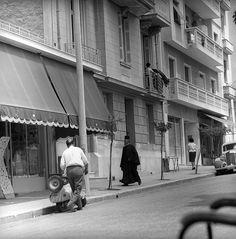 athens, greece  may 1959  Nick DeWolf, photographer