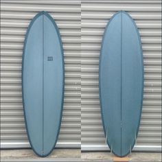 TUDOR SURFBOARDS D+QUAD CAR MODEL