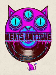 beats antique flyer
