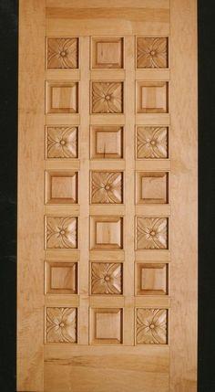 New Wooden Door Design Entrance Carved Wood Ideas, – Door Types Wood Entry Doors, Entrance Doors, Wooden Doors, Front Doors, Front Entry, Single Door Design, Wooden Front Door Design, Wood Design, Room Door Design
