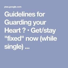 How to protect your heart while dating